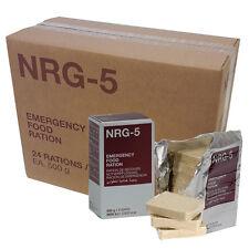 Notverpflegung NRG-5 Survival 24 Packungen à 500g, (216 Riegel) Notration, MSI