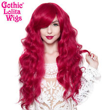 Gothic Lolita Wigs® Classic Wavy Lolita Collection™ - Cranberry