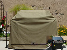 "BBQ Grill Cover Fit Char Broil COMMERCIAL SERIES 500 3-BURNER INFRARED, 56""L New"