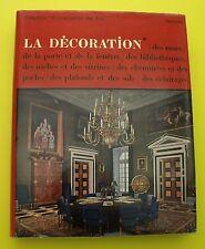La décoration - Pierre Lavallois - 1962 ( Intérieur maison )