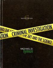 Criminal Investigation: Art and the Science (6th Edition) (MyCrimeKit Series)