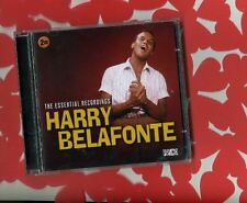 "2XCD New ""Best of Harry Belafonte/Essential Recordings"" Jamaica/Island in Sun"
