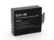 US Stock! 3.7V 900mAh Li-ion Battery Black for SJCAM SJ4000 SJ5000+ WIFI SJ5000X