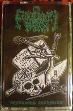 Funerary Box - Nefarious Artifacts(tape, 2015)KUOLEMAN NYPLÄÄJÄT DISORGANIZED