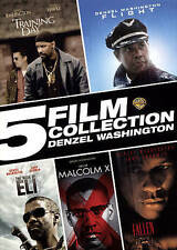 5 Film Collection: Denzel Washington [Region 1] - DVD - New - Free Shipping.