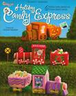 USED HOLIDAY CANDY EXPRESS TRAIN CHRISTMAS EASTER PLASTIC CANVAS PATTERN BOOK