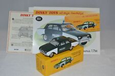 Dinky Toys Atlas 551 Ford Polizei mint in box with leaflat and certificate