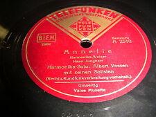 8/4R Albert Vossen - Annelie - Valse Musette