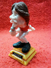 Mick Jagger with micro Figure Rock  Music collectible miniature Rolling Stones