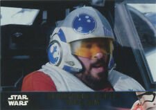 Star Wars the Force Awakens Series 2 Gold Parallel 93 Chase Card #36/100