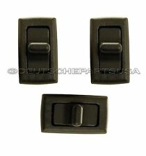 PORSCHE 911 964 993 POWER WINDOW DOOR SWITCH 96461362100 964 613 621 00 SET 3