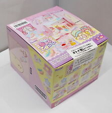 Miniatures Sanrio Little Twin Stars Girl Room Sundry Box Set - Re-ment , h#10