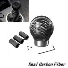 New high-grade car modification selling Shift Knob/carbon fiber-NEW fit AT/MT