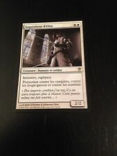 MTG MAGIC INNISTRAD ELITE INQUISITOR (FRENCH INQUISITEUR D'ELITE) NM