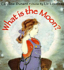 What is the Moon? (A Red Fox picture book),ACCEPTABLE Book