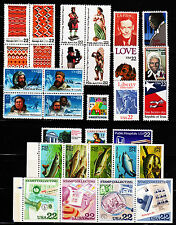 1986 Commemorative Year set  (31 Stamps) - MNH