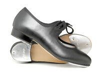 Girls Ladies Low Heel Tap Dance Shoes With Plates All Colours By Katz Dancewear