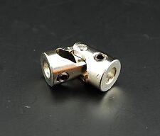 Flexible kleine Kardan Kupplung Gelenkkupplung Wellengelenk Stahl Metall 4x3 mm
