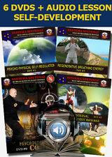 SELF-DEVELOPMENT TRAINING - 6 DVD set - 25% OFF!!  Russian Spetsnaz