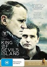 King of Devil's Island DVD NEW