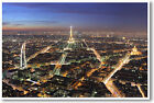 Paris France - The City of Light - Europe Travel Print Photo - NEW POSTER