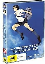 The Girl Who Leapt Through Time DVD NEW