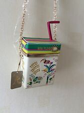 MONSOON ACCESSORIZE  TROPICAL JUICE CARTON ACROSS BODY BAG HAND BAG  NEW!