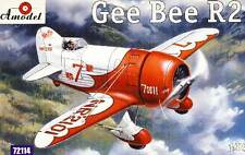 Amodel-gee bee r2 R 2 incl. Decals modelo-kit - 1:72 nuevo embalaje original kit de sugerencia