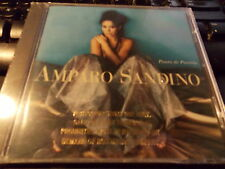 Punto De Partida by Amparo Sandino (Album CD, Jul-1996, Elektra (Label)) Sealed