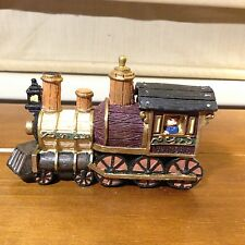 Used JC Penney Home Towne Express Engine 1998 Edition Figurine
