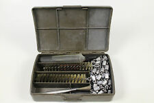 German Army G3 Heckler & Koch Rifle Cleaning Kit Nato Stock No# 1005-12-140-6481