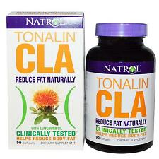 Tonalin CLA CON OLIO DI CARTAMO - 90 softgels da Natrol-riduzione grasso naturalmente