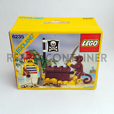 LEGO NEW Set MISB Sigillato 6235 - Buried Treasure - MISB Sigillato Minifigures