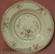MIKASA china DEVONSHIRE L2825 pattern Rim Soup/Salad Bowl @ 8 1/2""