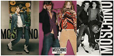 postcard 3 MOSCHINO JEANS Spring Summer 2004 Fall winter 2002 - 03 e 2003 - 2004