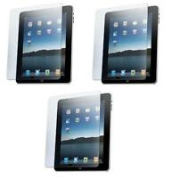 lot of 3 matte Anti glare Clear LCD Screen film Protector For Apple iPad 1 1st