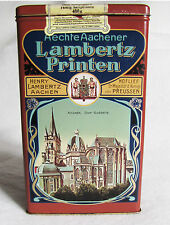 Vintage - Scatole di Latte - Blechdose - Lambertz Printen