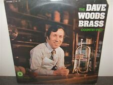 Dave Woods Brass . Countri-fied . Canadian Talent Library . LP