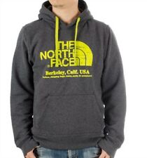 THE NORTH FACE AWIPS HOODIE Heather Grey/Green XL