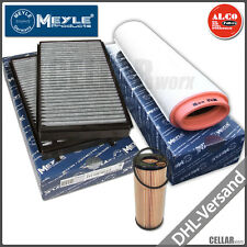 Filterset / Inspektionspaket (3-tlg.) BMW 7er E65 E66 730d | MEYLE & ALCO