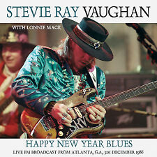 STEVIE RAY VAUGHAN New Sealed 2016 UNRELEASED NEW YEAR'S EVE 1986 CONCERT CD