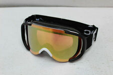 POC Cornea Snow Goggle Black with Pink/Gold Lens