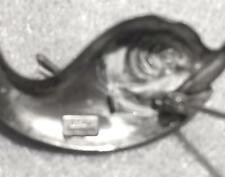 Vintage Dolphin Pin ~ Sterling Silver ~ Marked  Beau