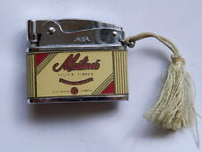 Vintage very rare lighter MINT MATINÉE CIGARETTE BRAND WORKING ANTIQUE, UNUSED