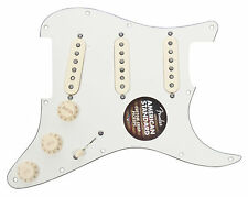 American Fender Strat Loaded Custom Shop Fat 50s Pickguard Stratocaster Prewired