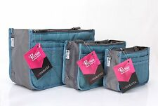Periea Handbag Organiser ,Organizer Large, Insert, Travel Bag, Tidy 17 Colours