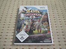 Zoo Hospital per Nintendo Wii e Wii U * OVP *
