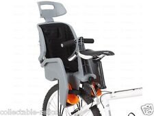 "Beto Deluxe Baby Seat Child Carrier Bike Alloy Rack Pannier 26"" 26 Inch MTB"
