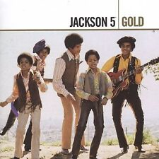 THE JACKSON 5 Gold 2CD BRAND NEW Michael Jackson The Jacksons
