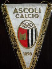 GAGLIARDETTO ASCOLI CALCIO - anni 80 - pennant wimpel fanion